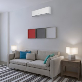 Mural Réversible Inverter LFC [ - climatisation reversible monosplit Atlantic Fujitsu]
