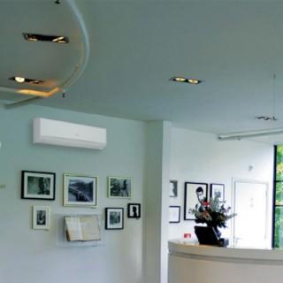 Mural Réversible Inverter LMT [ - climatisation reversible monosplit Atlantic Fujitsu]