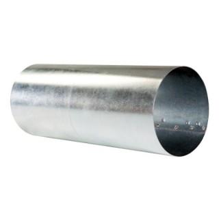 Manchon tôle - MMM - Ø 100 et 125 mm [- accessoire entrée d'air - Atlantic]