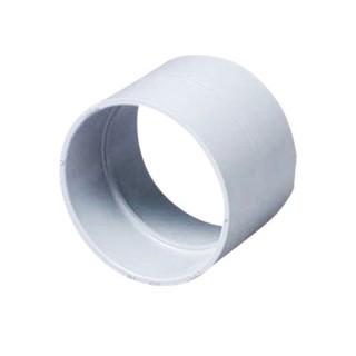 Manchon PVC femelle/femelle - Ø 51 mm [- Réseau centrale d'aspiration - MFP050 - Axelair]