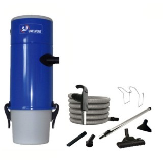 KIT Saphir 250 SAC [- Kit aspiration centralisée filaire - 620138 - Unelvent]