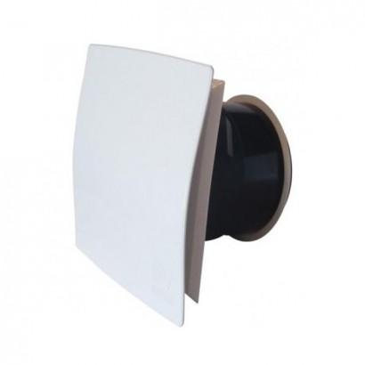 Bouche fixe d'extraction Design carrée Ø 80 et 125 mm [- Bouches VMC - Vortice]