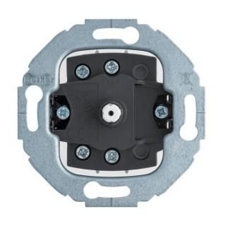 Poussoir rotatif inverseur 1O/1F [- 1930 - Palazzo - Hager - WMV024 - 4011334516064 ]