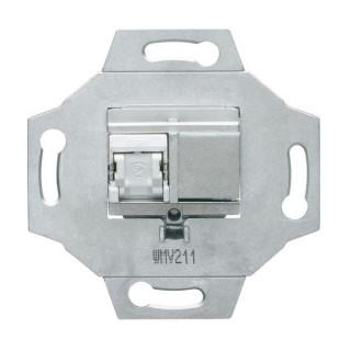 RJ45 simple Catégorie 5e FTP [- 1930 - Palazzo - Hager - WMV211 - 3250617150064]