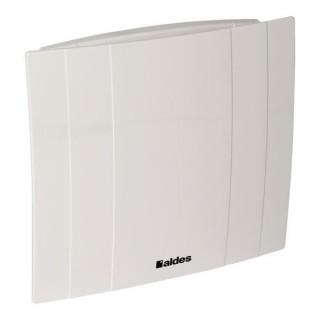 DECO - Ø 100 ou 125 mm - Finition Blanche [- Extracteur d'air intermittent - Ventilation ponctuelle - Aldes]