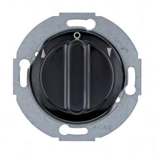 Interrupteur rotatif pour volet roulant - Nuit [- 1930 - Palazzo - Hager - WMV300N - WMV302N]