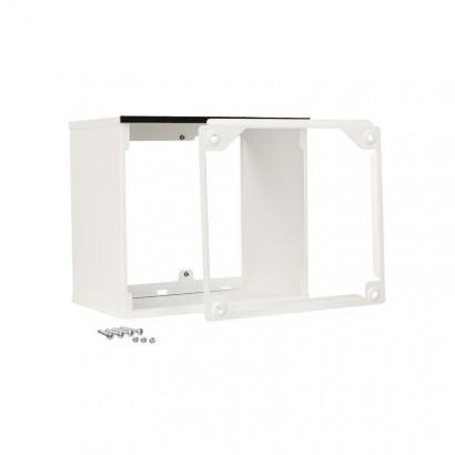 Kit de prolongation extérieur pour Air 70 de 50 mm pour mur d'épaisseur inférieure à 600 mm [- Accessoire VMC - BRINK]