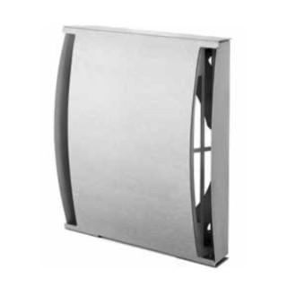 Grille de façade DN 160 mm [- KWL 45 WH - Accessoire VMC double flux encastrable avec technologie EC - Helios]