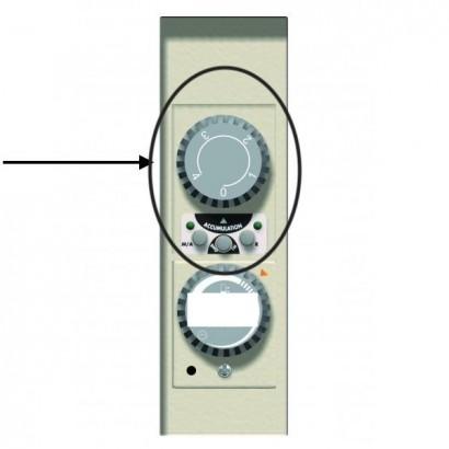 Module de régulation de charge pour Accumulateur Noirot - Applimo - Airelec [Pièce SAV - Ni repris - Ni échangé]