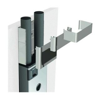 Cache gaine Finition pour InspirAIR Home SC240 [- accessoire VMC - InspirAIR Home - ALDES]