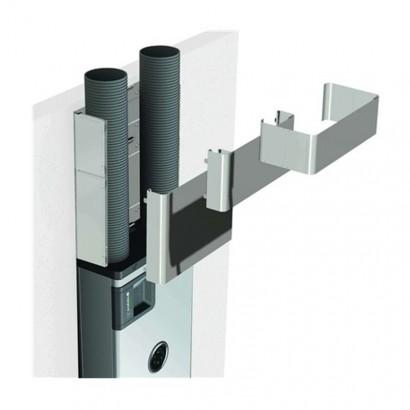 Cache gaine Finition pour InspirAIR Home SC370 [- accessoire VMC - InspirAIR Home - ALDES]