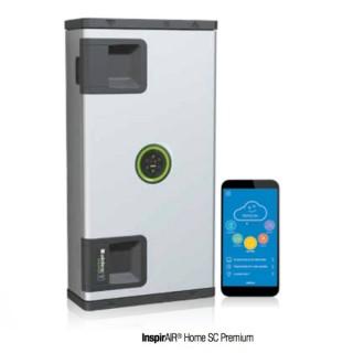 InspirAIR Home SC150 Premium [- VMC Double flux - Purification d'air - Aldès]