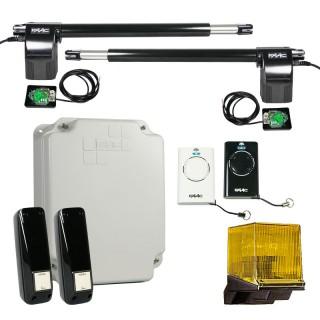 ECO KIT INTEGRAL 230 V - FAAC 412[ - Automatisme portails à battants - FAAC]