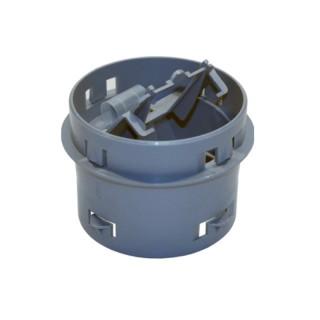 PIQUAGE Ø80 15m³/h ou 30m³/h pour VMC PRIMOCOSY NEOCD et Mini Airvent [- pièce détachée VMC - Atlantic]