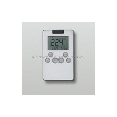 IRED - Thermostat programmable (Infrarouge) [- Programmation - Acova]