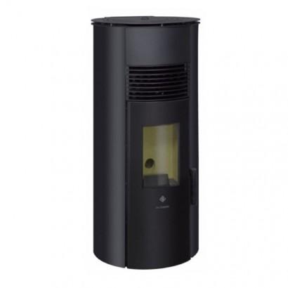 RONDALIA Noir - 3 à 9 kW [- Poêle à Granulés de bois - De Dietrich]