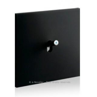 Noir Mat [- Epure - Interrupteurs et prises électriques Art Collection - Arnould]