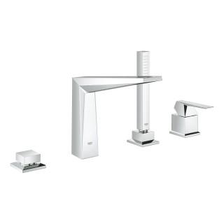 ALLURE BRILLIANT - Façade pour mitigeur thermostatique bain/douche [- robinetterie salle de bains - GROHE]