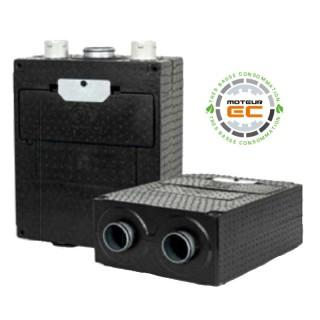 AriaSalus [- Epurateur d'air centralisé et ventilation positive par insufflation - Vortice / Nuaire]