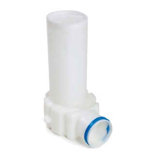 Té de raccordement Gecoflex - DN125 - 1 x Ø 75 mm - Hauteur 230 mm [ - Réseau Gecoflex - GECO]