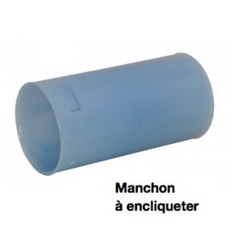Manchon ComfoTube [- Ø 75 ou 90 mm - Conduits et accessoires VMC en PE - Réseau ComfoTube - Zehnder]