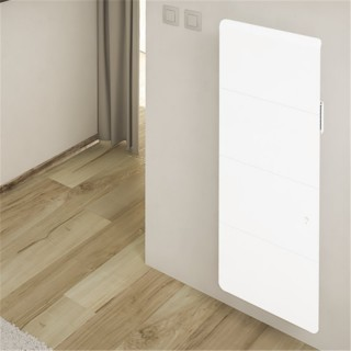 AXIOM Vertical - Blanc - Smart ECOControl [- Radiateur Inertie Fonte - Noirot]