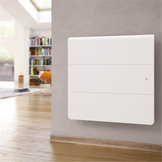 LENA Horizontal - Blanc - Smart ECOControl [- Radiateur Inertie Fonte - Applimo]