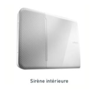 SIRÈNE INTÉRIEURE - HOME KEEPER [- HOME KEEPER - Accessoire de sécurité - Somfy]
