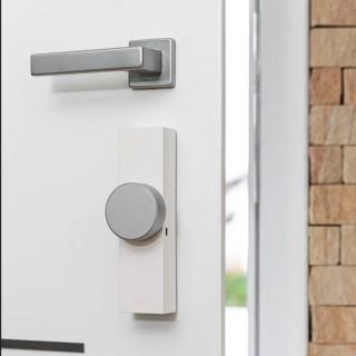 DOOR KEEPER - Blanc [- Serrure connectée- Somfy]