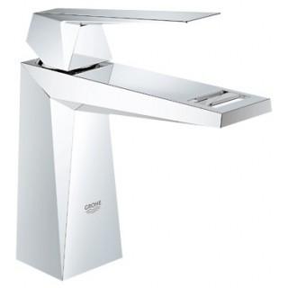 "ALLURE BRILLIANT - Mitigeur monocommande 1/2"" lavabo Corps lisse [- robinetterie salle de bains - GROHE]"