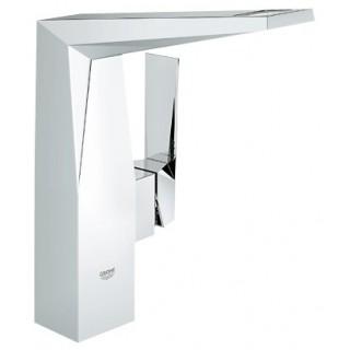 """ALLURE BRILLIANT - Mitigeur monocommande sur coté 1/2"""" lavabo Corps lisse [- robinetterie salle de bains - GROHE]"""