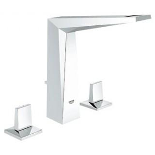 """ALLURE BRILLIANT - Mélangeur 3 trous 1/2"""" lavabo [- robinetterie salle de bains - GROHE]"""