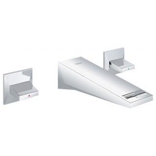 """ALLURE BRILLIANT - Mélangeur 3 trous 1/2"""" lavabo montage mural apparent [- robinetterie salle de bains - GROHE]"""
