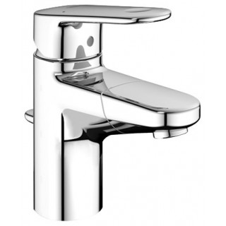 "EUROPLUS - Mitigeur monocommande 1/2"" lavabo Bec extractible [- Robinetterie salle de bains - GROHE]"