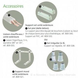 Accessoires ODYSEE SPLIT [- accessoire chauffe-eau électrique- Atlantic]