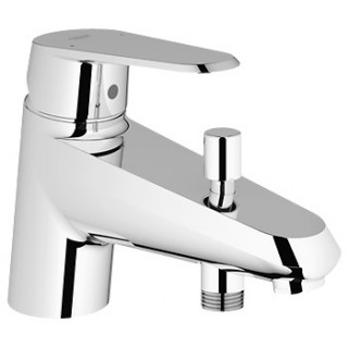 "EURODISC COSMOPOLITAN - Mitigeur monocommande 1/2"" Bain/dDouche [- Robinetterie salle de bains - GROHE]"