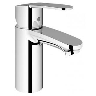 """EUROSTYLE COSMOPOLITAN - Mitigeur monocommande 1/2"""" lavabo Corps lisse Economie eau [- Robinetterie salle de bains - GROHE]"""
