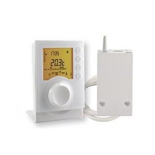 PACK PROMO 4 x TYBOX 137 [- Thermostat programmable Radio pour chaudière ou PAC non réversible - Delta Dore]