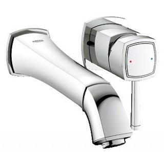 GRANDERA - Mitigeur monocommande 2 trous lavabo saillie 234 mm [- Robinetterie salle de bains - GROHE]