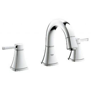 """GRANDERA - Mélangeur 3 trous 1/2"""" Lavabo [- Robinetterie salle de bains - GROHE]"""