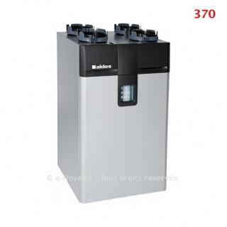 Dee Fly Cube 370 HE Micro-watt - Autoréglable et Hygroréglable [- VMC Double flux - Aldès]