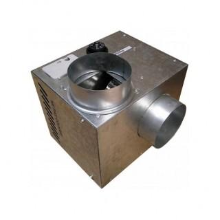 CHEMINAIR 400 [- Ø 125 - 400 m3/h - Répartiteur d'air chaud pour foyer fermé - Unelvent]