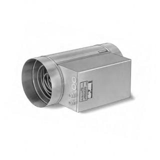 Batterie électrique EHR-R pour diamètres 100, 125, 160 ou 200 mm [- Réchauffeur réseau VMC Double flux - Helios]