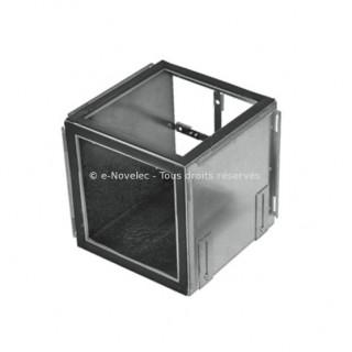 Caisson de distribution 4 piquages - ComfoWell 220 [- sans plaques de raccordement - Réseau PEHD ComfoTube - Zehnder]