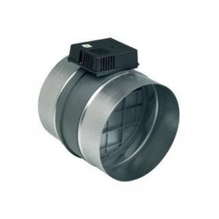 Registre motorisé tout ou rien - RM [Ø 125, 160 ou 200 mm - Registres étanches VMC - Atlantic]