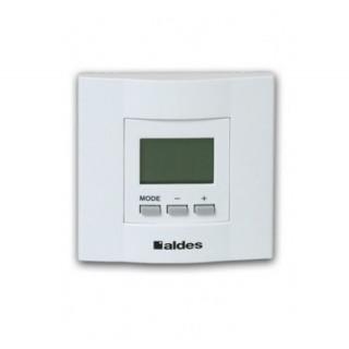 Thermostat UBIO [- Réchauffeur après VMC - Aldes]