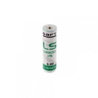 Pile lithium + connecteur PLC 3,6 V pour Tyxia 320, IRDEX et IRBEX [- Delta Dore]