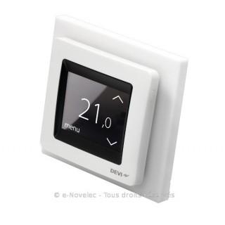 ECtemp Touch (anciennement DEVIREG Touch) [- Thermostat programmable pour Plancher chauffant - Deléage / Danfoss]