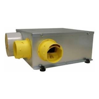 MICROGEM AUTOREGRABLE ULTRA-PLATE [(conforme Norme ERP) - VMC Seule - VMC Simple flux Autoreglable - Unelvent]
