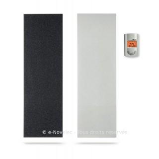 MILO ROCK Vertical hauteur 1500 mm [- Radiateur Inertie Granit - LVI]